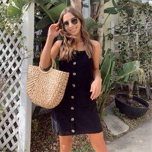 Sabo Skirt Tanner Dress - Black